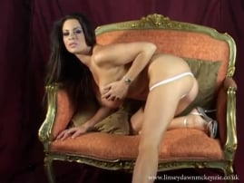 Linsey Dawn McKenzie in 'Watch Linsey Strip'
