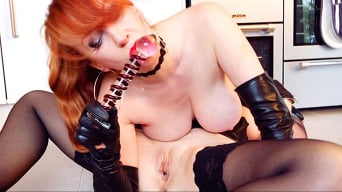 Lucy Gresty in 'Whipping up an Appetite!'