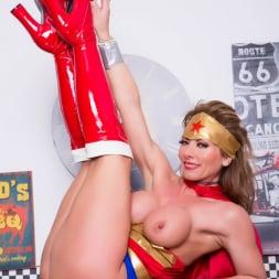 Lynda Leigh in 'Lynda Leigh' Horny Superhero (Thumbnail 21)