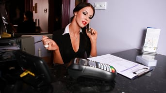 Megan Coxxx in 'Hotel Voyeur'