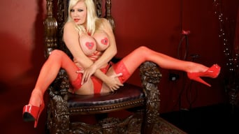Michelle Thorne in 'Bow Down For Your Princess'