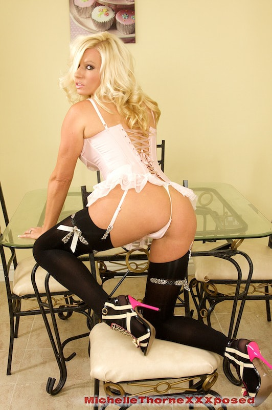 Michelle Thorne 'Dining Table' starring Michelle Thorne (Photo 5)