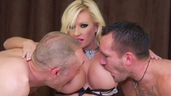 Michelle Thorne in 'Double BJ Cum Slut'
