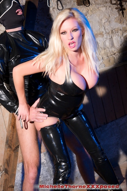 Michelle Thorne 'Latex Dungeon' starring Michelle Thorne (Photo 10)