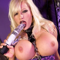 Michelle Thorne in 'Michelle Thorne' Leather Boots Dildo Bitch (Thumbnail 10)