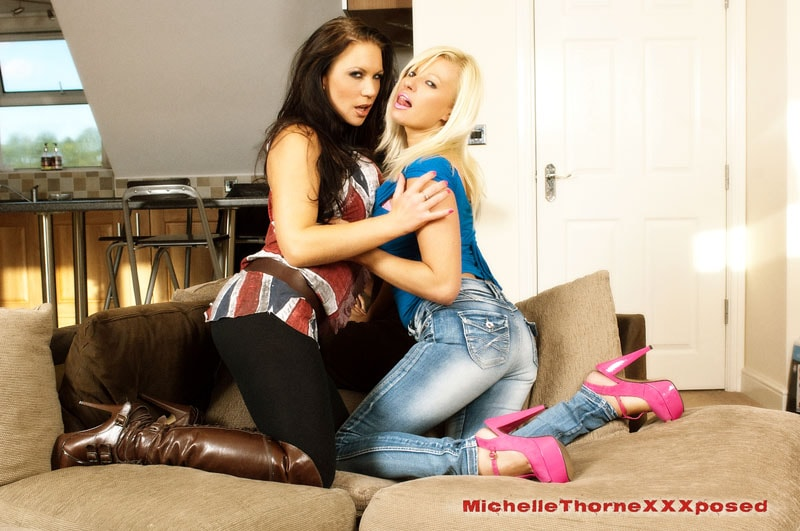 Michelle Thorne 'Michelle And Ashleigh' starring Michelle Thorne (Photo 1)