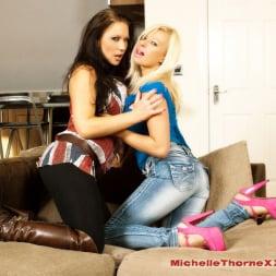 Michelle Thorne in 'Michelle Thorne' Michelle And Ashleigh (Thumbnail 1)