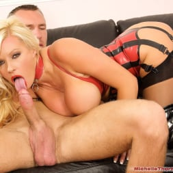 Michelle Thorne in 'Michelle Thorne' Rubber Fuck (Thumbnail 6)