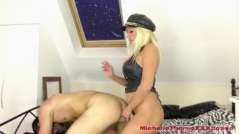 Michelle Thorne in 'Strapon Faggot Fuck'