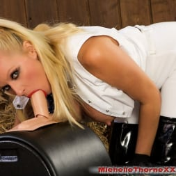 Michelle Thorne in 'Michelle Thorne' Sybian Stable (Thumbnail 9)