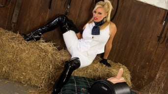 Michelle Thorne in 'Sybian Stable'