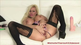 Michelle Thorne in 'The Michelle Thorne Show'