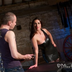 Miss Hybrid in 'Miss Hybrid' Tests Out The Handyman (Thumbnail 1)