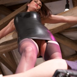 Miss Hybrid in 'Miss Hybrid' Tests Out The Handyman (Thumbnail 5)