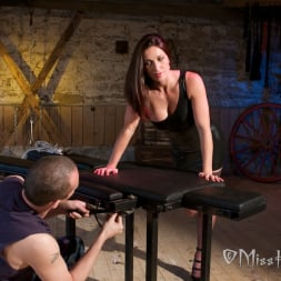 Miss Hybrid in 'Miss Hybrid' Tests Out The Handyman (Thumbnail 6)
