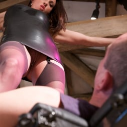 Miss Hybrid in 'Miss Hybrid' Tests Out The Handyman (Thumbnail 14)