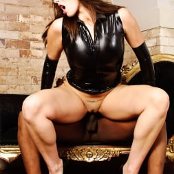 Paige Turnah in 'Paige Turnah' Skin Tight PVC (Thumbnail 10)