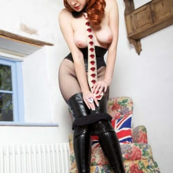 Red XXX in 'Red XXX' Collar and Tie (Thumbnail 11)