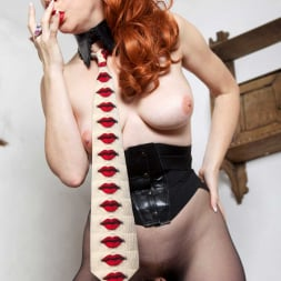 Red XXX in 'Red XXX' Collar and Tie (Thumbnail 20)