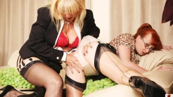 Red XXX in 'Double Trouble'