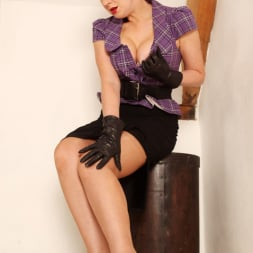 Red XXX in 'Red XXX' FF Stockings (Thumbnail 2)