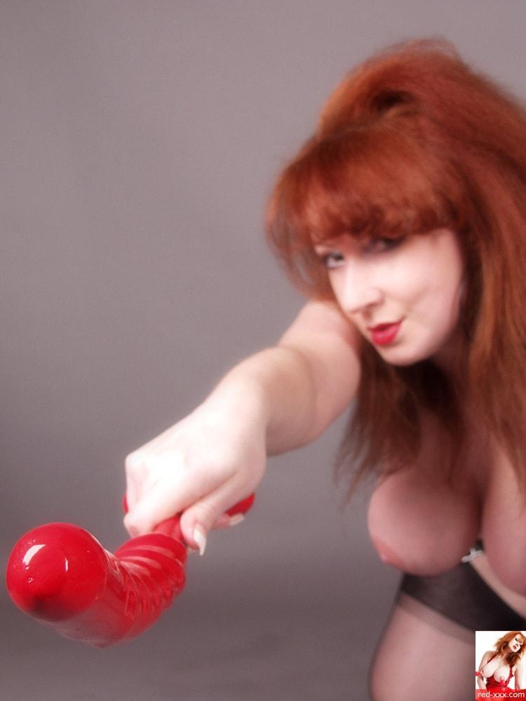 Red XXX 'Franzini AF' starring Red XXX (Photo 15)
