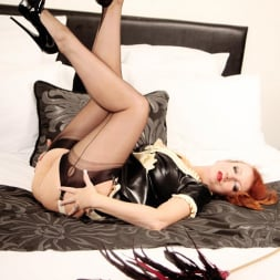 Red XXX in 'Red XXX' French Maid (Thumbnail 4)