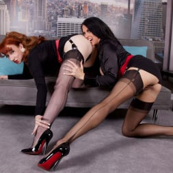 Red XXX in 'Red XXX' Girls Night In (Thumbnail 8)