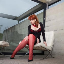 Red XXX in 'Red XXX' Hitachi And Heels (Thumbnail 1)