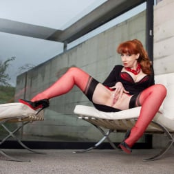 Red XXX in 'Red XXX' Hitachi And Heels (Thumbnail 3)