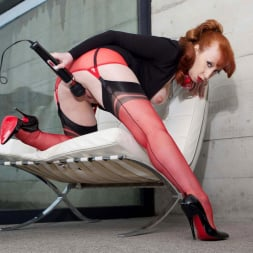 Red XXX in 'Red XXX' Hitachi And Heels (Thumbnail 14)