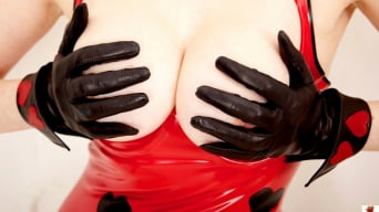 Red XXX in 'Latex'