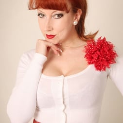 Red XXX in 'Red XXX' Lejaby Pin Up (Thumbnail 1)