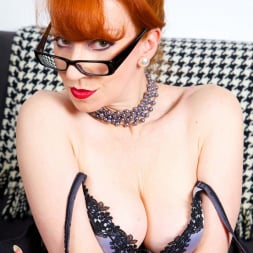 Red XXX in 'Red XXX' MILF In Glasses (Thumbnail 12)