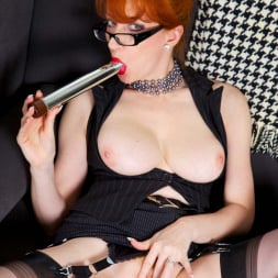 Red XXX in 'Red XXX' MILF In Glasses (Thumbnail 16)