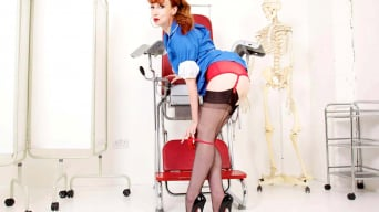 Red XXX in 'Nurse'