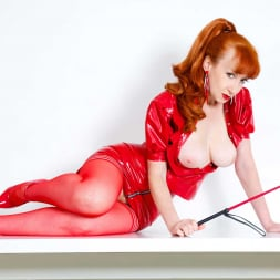 Red XXX in 'Red XXX' Red Hot Latex (Thumbnail 6)