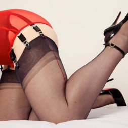 Red XXX in 'Red XXX' Red Knickers (Thumbnail 3)
