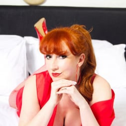 Red XXX in 'Red XXX' Red On The Bed (Thumbnail 1)