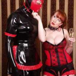 Red XXX in 'Red XXX' Rubber Face (Thumbnail 1)